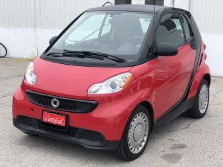 Used 2013 Smart fortwo PASSION for sale in Woodbridge, ON