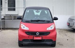 Used 2013 Smart fortwo 2DR CPE for sale in Woodbridge, ON