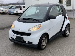 Used 2011 Smart fortwo 2DR CPE for sale in Woodbridge, ON