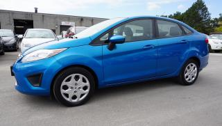 Used 2012 Ford Fiesta SE SEDAN 5Spd CERTIFIED 2YR WARRANTY *1 OWNER*FREE ACCIDENT* KEYLESS POWER OPTIONS for sale in Milton, ON