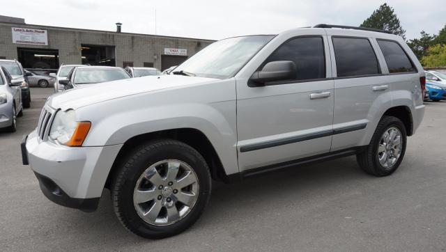 2008 Jeep Grand Cherokee 3.0L DIESEL LAREDO 4WD CERTIFIED 2YR WARRANTY *FREE ACCIDENT* NAVI CAMERA SUNROOF