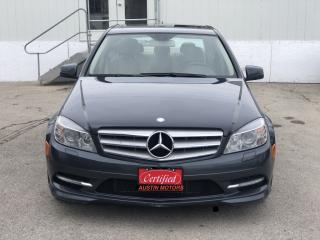 Used 2011 Mercedes-Benz C-Class 4dr Sdn 3.0L 4MATIC for sale in Woodbridge, ON