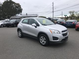 Used 2014 Chevrolet Trax LS FWD for sale in Truro, NS