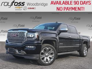 Used 2017 GMC Sierra 1500 DENALI, NAV, SUNROOF, VENTED SEATS, 6.2 for sale in Woodbridge, ON