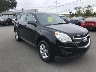 Used 2012 Chevrolet Equinox LS 2WD for sale in Truro, NS
