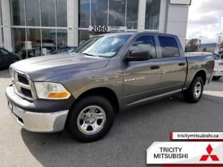 Used 2011 RAM 1500 ST  CREW CAB-HEMI V8-TOW HITCH for sale in Port Coquitlam, BC