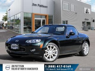 Used 2008 Mazda Miata MX-5 GT for sale in North Vancouver, BC