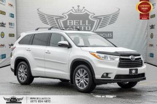 Used 2016 Toyota Highlander XLE, AWD, NO ACCIDENT, NAVI, BACK-UP CAM, SUNROOF for sale in Toronto, ON
