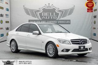 Used 2010 Mercedes-Benz C-Class C 250, 4MATIC, NO ACCIDENT, SUNROOF, HEATED SEATS, BLUETOOTH for sale in Toronto, ON