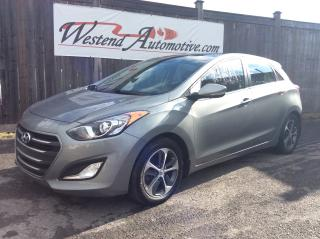 Used 2016 Hyundai Elantra GT GLS w/Tech Pkg for sale in Stittsville, ON
