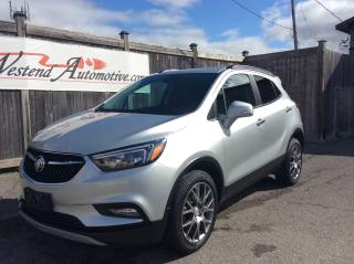 Used 2018 Buick Encore Sport Touring for sale in Stittsville, ON