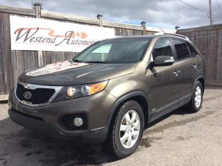 Used 2013 Kia Sorento LX for sale in Stittsville, ON