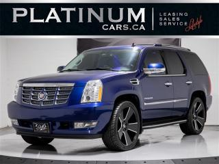 Used 2012 Cadillac Escalade Luxury Sport, 7 PASSENGER, NAVI, CAMERA, H/C SEATS for sale in Toronto, ON