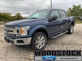 Used 2019 Ford F-150 XLT  - Navigation for sale in Woodstock, ON