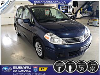 Used 2008 Nissan Versa 1.8 S Hatchback for sale in Laval, QC