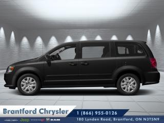 Used 2019 Dodge Grand Caravan SXT Premium Plus - $234 B/W - $234 B/W  - $234 B/W for sale in Brantford, ON