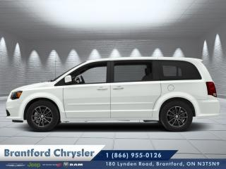 Used 2019 Dodge Grand Caravan GT - Leather Seats - $270 B/W - $270 B/W  - $270 B/W for sale in Brantford, ON