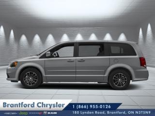 Used 2018 Dodge Grand Caravan PASS VAN  - Bluetooth - $164 B/W for sale in Brantford, ON