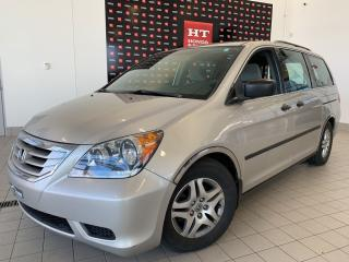 Used 2008 Honda Odyssey DX bas kilométrage certifié for sale in Terrebonne, QC