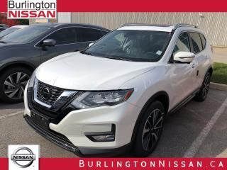 Used 2020 Nissan Rogue SL for sale in Burlington, ON