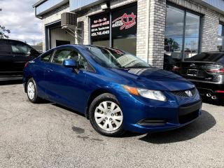 Used 2012 Honda Civic 2 portes, boîte automatique, LX for sale in Longueuil, QC