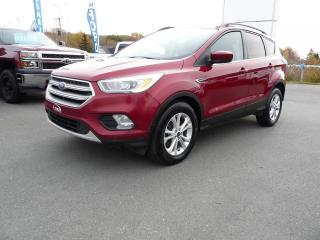 Used 2017 Ford Escape SE AWD 2L, 1 PROPRIO, GPS for sale in Vallée-Jonction, QC