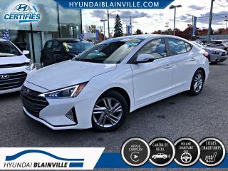 Used 2019 Hyundai Elantra PREFERRED APPLE for sale in Blainville, QC