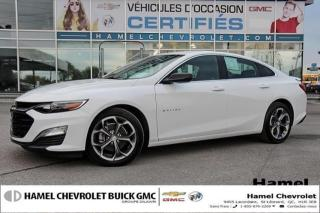 Used 2019 Chevrolet Malibu RS for sale in St-Léonard, QC