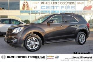 Used 2013 Chevrolet Equinox LT for sale in St-Léonard, QC