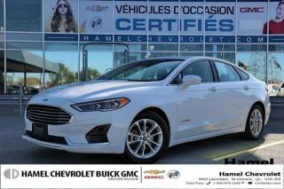 Used 2019 Ford Fusion SEL for sale in St-Léonard, QC