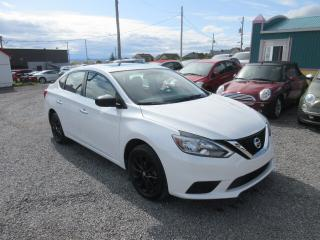 Used 2018 Nissan Sentra SV CVT for sale in Beauport, QC