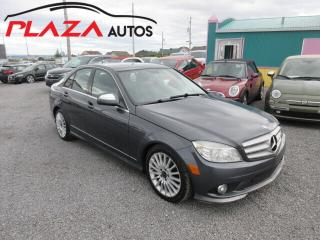 Used 2009 Mercedes-Benz C-Class 4dr Sdn 2.5L 4MATIC for sale in Beauport, QC