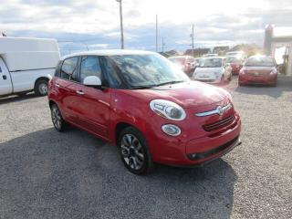 Used 2014 Fiat 500 L 5dr Hb Sport for sale in Beauport, QC