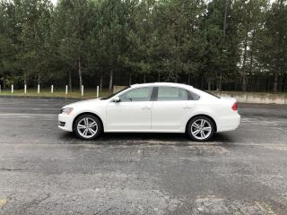 Used 2014 Volkswagen Passat Comfortline FWD for sale in Cayuga, ON