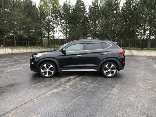 Used 2017 Hyundai Tucson Limited 1.6T AWD for sale in Cayuga, ON