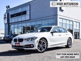 Used 2018 BMW 330i xDrive Sedan for sale in Mississauga, ON