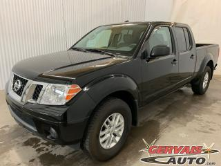 Used 2018 Nissan Frontier SV 4x4 V6 Crew Cab MAGS Bluetooth Caméra for sale in Trois-Rivières, QC