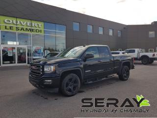 Used 2018 GMC Sierra 1500 4WD Double Cab, MAGS, CAMERA, A/C, for sale in Chambly, QC