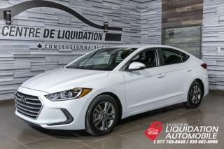 Used 2017 Hyundai Elantra GL+GR LECTRIQUE+AIR for sale in Laval, QC