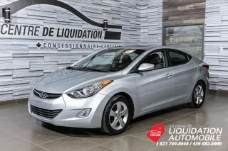 Used 2011 Hyundai Elantra GLS+TOIT+MAGS for sale in Laval, QC