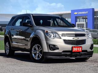 Used 2012 Chevrolet Equinox LS for sale in Markham, ON