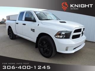New 2019 RAM 1500 Classic 4x4 Express Quad Cab | Remote Start | Back-up Camera | Heated Front Seats & Steering Wheel for sale in Weyburn, SK