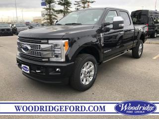 New 2019 Ford F-350 Platinum for sale in Calgary, AB
