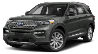 Used 2020 Ford Explorer LIMITED for sale in Calgary, AB
