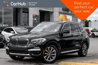 Used 2019 BMW X3 xDrive30i|Pano_Sunroof|Navigation|Heated_Front_Seats|Keyless_GO| for sale in Thornhill, ON