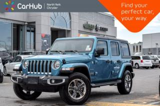 New 2019 Jeep Wrangler Unlimited Sahara|Keyless_Go|Bluetooth|Backup_Cam| for sale in Thornhill, ON
