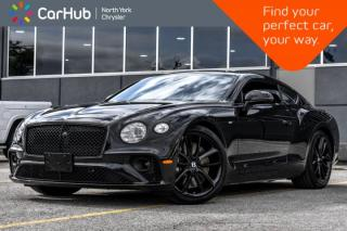 Used 2020 Bentley Continental GT|HeadsUp_Display|Naim_Sound|Night_Vision_Cam| for sale in Thornhill, ON