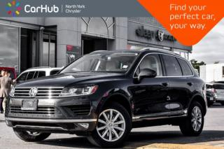 Used 2015 Volkswagen Touareg Sportline for sale in Thornhill, ON