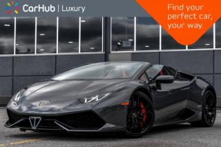 Used 2017 Lamborghini Huracan LP610-4|Carbon_Ceramic_Rotors|Race_Bucket_Seats| for sale in Thornhill, ON