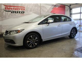 Used 2013 Honda Civic EX for sale in Lévis, QC